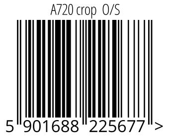 05901688225677 - A720 crop  O/S