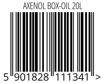 05901828111341 - AXENOL BOX-OIL 20L