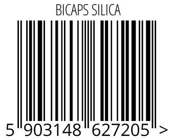 05903148627205 - BICAPS SILICA