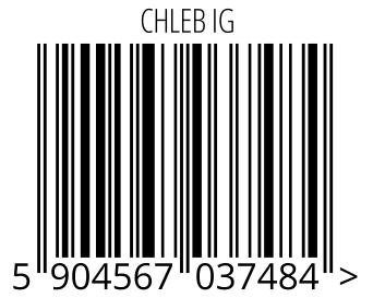 05904567037484 - CHLEB IG