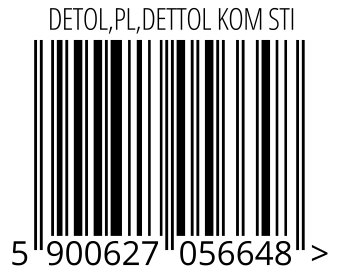 05900627056648 - DETOL,PL,DETTOL KOM STI