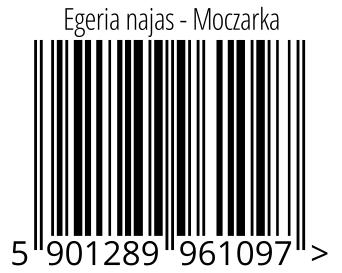 05901289961097 - Egeria najas - Moczarka