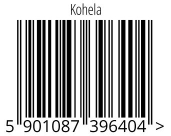 05901087396404 - Kohela