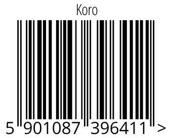05901087396411 - Koro