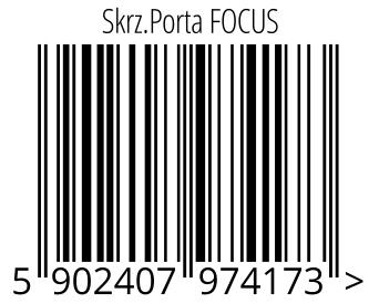 05902407974173 - Skrz.Porta FOCUS