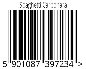 05901087397234 - Spaghetti Carbonara