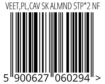 05900627060294 - VEET,PL,CAV SK ALMND STP*2 NF