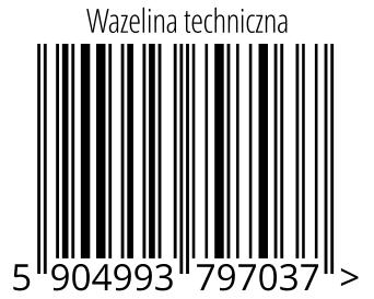 05904993797037 - Wazelina techniczna