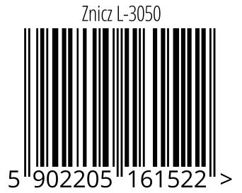 05902205161522 - Znicz L-3050
